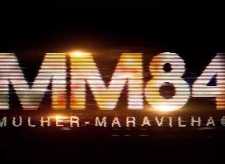 Mulher Maravilha 1984 estreia em 2020?