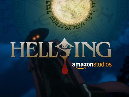 Hellsing em Live-Action pela Amazon Studios?