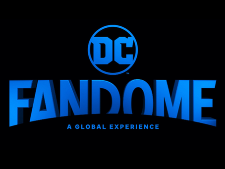 DC FANDOME: Uma experiência global no conforto de sua casa