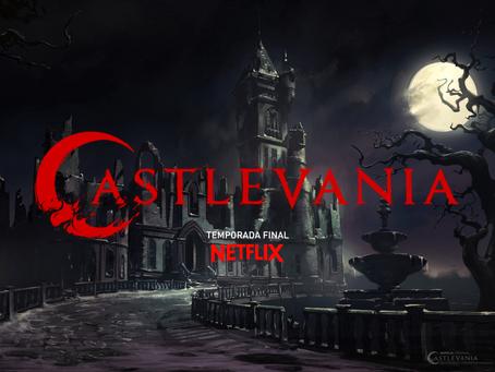 Quarta temporada de Castlevania a Caminho!