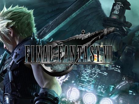 Demo de FF VII-Remake agita os fãs