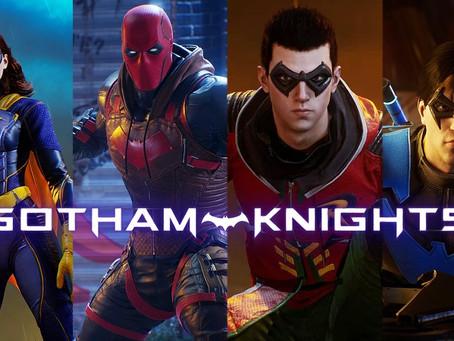 Gotham Knights foi pensado para combate Coop, mas...
