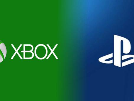 A Nova Geração: PS5 e XBox Series X