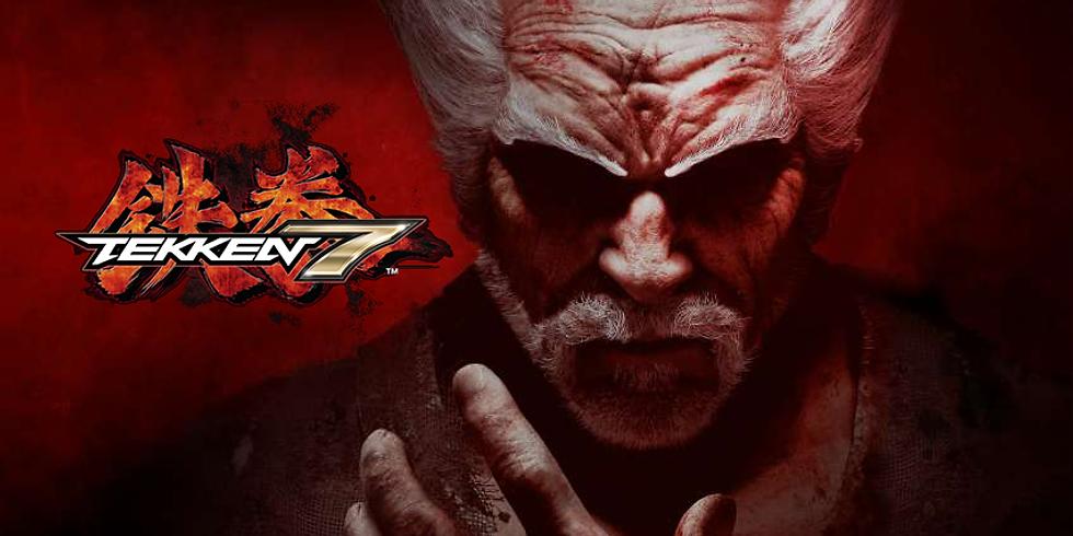 1º Campeonato On-Line de Tekken 7 - PS4