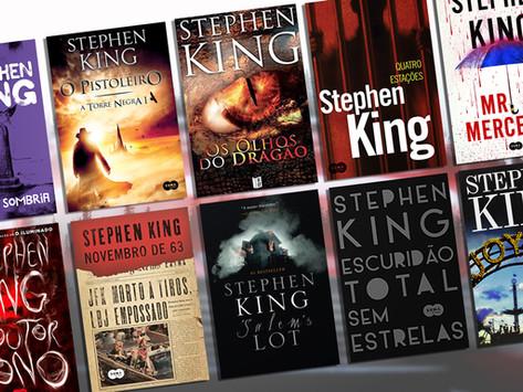 Indicação de Leitura: Coleção Stephen King - Parte 2 de 3