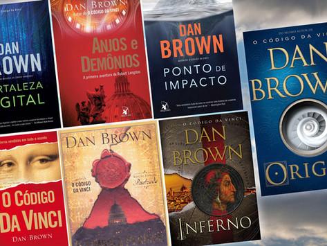 Indicação de Leitura: Coleção Dan Brown