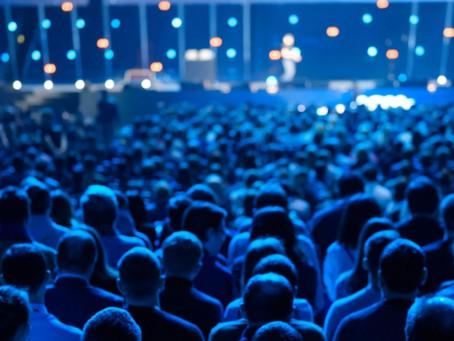 Eventos e Conferências - Junho