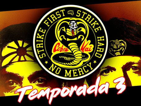 Cobra Kai - Review da 3ª Temporada