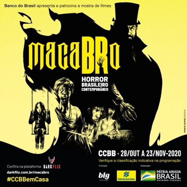 Mostra Macabro – Horror Brasileiro Contemporâneo