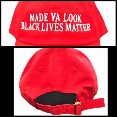 BLM Dad Hat