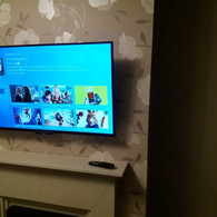 TV MOUNTED ON THE WALL IN JOHNSTOWN NAVAN