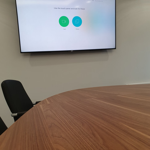 Tv installations in offices and boardrooms