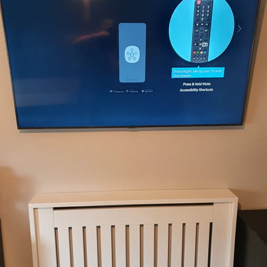 Tv wall mounting in Castlenock Dublin 15