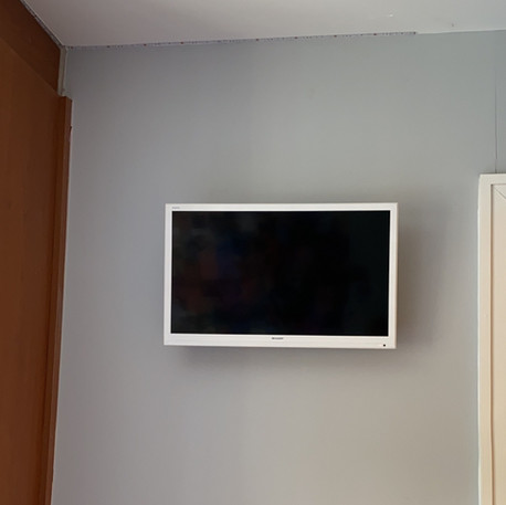 Tv installation in the bedroom , Rathcoole, Co Dublin