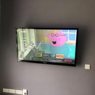 Tv installation in Newcastle Co Dublin