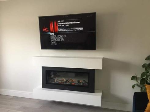 Tv wall mounted Dunshaughlin Co Meath