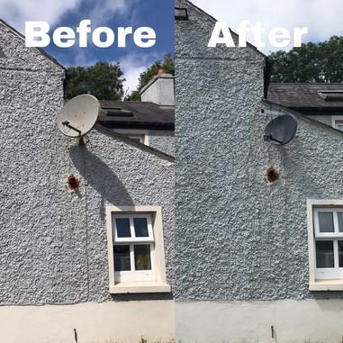 Satellite dish replacement Ballybin Road Ashbourne Co Meath