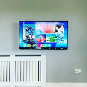 Tv installation in Lusk, North County Dublin