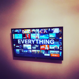 Commercial tv installation in Airbnb apartment in Dublin 1