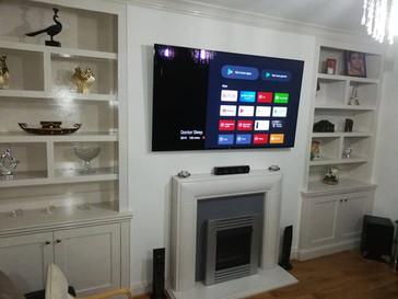 Tv wall mounting in Saggart Co Dublin