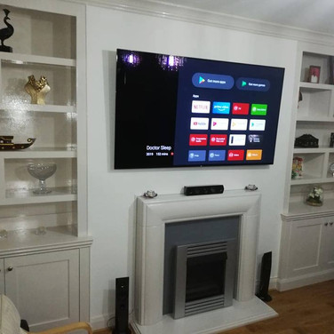 Tv wall mounting in Saggart Co Dublin