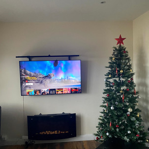 Oled tv installation in Donabate, North Co Dublin