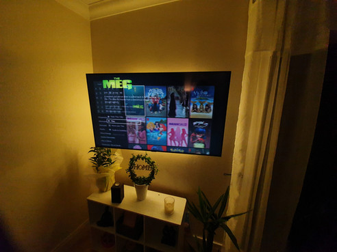 Tv installation and cable management Ashbourne Co Meath