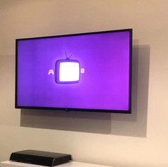 Tv wall mounting in Churchfields Ashbourne Co Meath