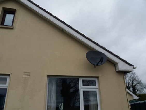 Satellite dish installation Drogheda Co Louth