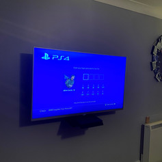 Tv and Playstation installation in Charlstown, Finglas, Dublin 11
