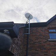 WE HAVE INSTALLED HIGH SPEED SATELLITE BROADBAND FOR A CLIENT FROM CARRICKMACROSS COUNTY MOHAGHAN