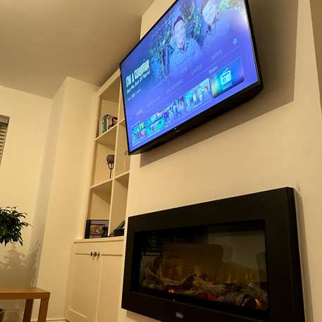 Tv installation in Naas , County Kildare