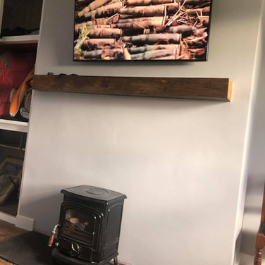 Saorview installation in Glascarn Ratoath