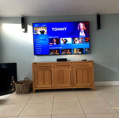Tv installation in Woodlands, Ratoath Co meath