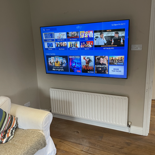 SKY TV INSTALLATIONS IN THE NEATEST POSSIBLE WAY