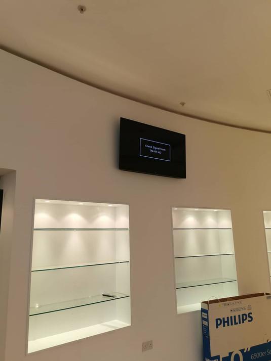 Tv wall mounted in Citywest Dublin 24