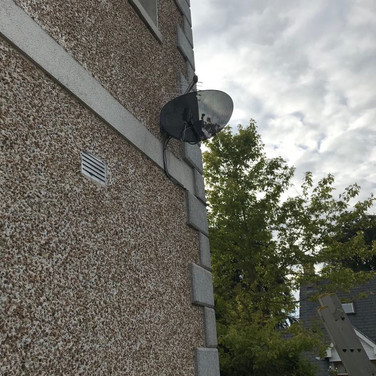 Sky satellite dish installation Blessington Co Wicklow