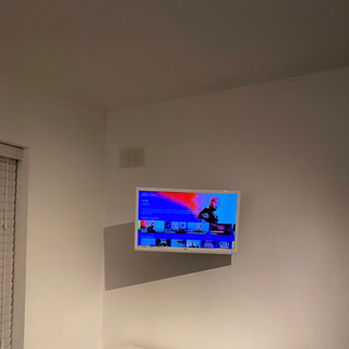 Tv wall mounting in Brindley Park Ashbourne Co Meath