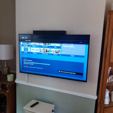 Tv wall mounting, Sky tv and High speed rural broadband installation in Fleenstown, Ashbourne Co Meath