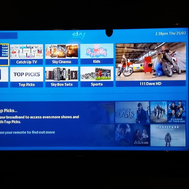 Satellite tv service in Fox Lodge Manor Ratoath