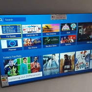 SKY TV INSTALLATION WE HAVE DONE FOR A CLIENT FROM LUSK NORTH COUNTY DUBLIN