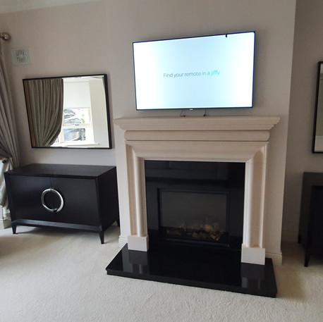 Tv installation in Straffan County Kildare