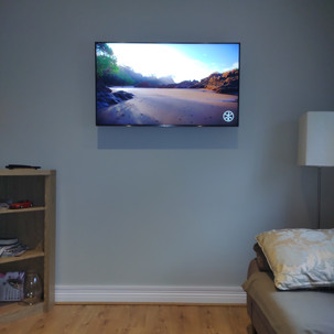 Tv installation in Ashbourne, Co Meath