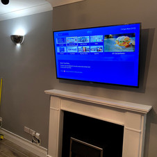 Sky tv installation in Ashewood, Ashbourne, Co Meath