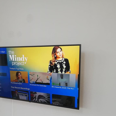 Tv wall mounting in Tempelogue Dublin  6W