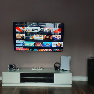 Tv installation and cable management in Carrickmines, Dublin 18