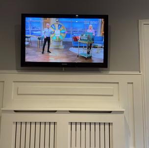 Tv installation and Virgin Media box management in Dublin 1