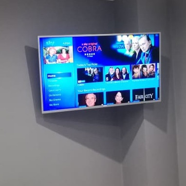 Tv wall mounting in Blackcastle Demesne Navan Co Meath