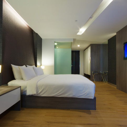 Tv and WiFi installations in hotel rooms