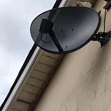 Satellite dish installation Ballymadun Road Ashbourne Co Meath